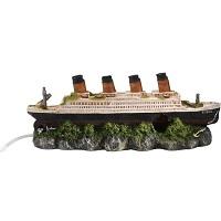 Aqua Della Aquarium Scheepswrak Titanic