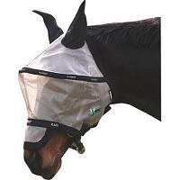 Horseware Rambo Plus Flymask Vamoose Beige Pony