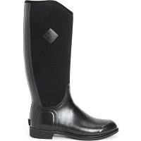 Muck Boot Derby Tall - Zwart - Dames