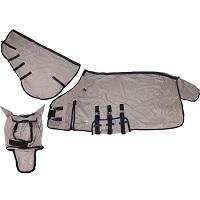QHP Vliegendeken met hals en masker