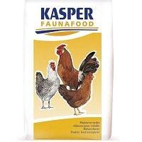Kasper Faunafood Legmeel - Kippenvoer - 20 kg