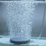 4. Aquarium bubbelsteen - Aquarium decoratie