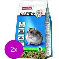 Beaphar XtraVital Care+ Dwerghamster - 2 St à 700 gr - Hamstervoer