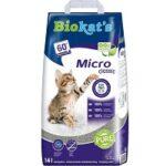 7. Biokat's Kattenbakvulling Micro Classic 14 L