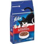 10. Felix Meaty Sensations - Rund, Kip & Groenten - 4 kg