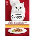 2. Gourmet Mon Petit - Eend, Kip & Kalkoen - 24 x 50 g