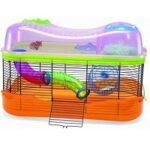 7. Imac hamsterkooi fantasy 58x38x38,5 cm
