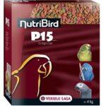 1. Nutribird P15 Tropical Onderhoudsvoeder