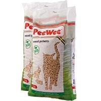 Peewee Kattenbakvulling - 2 x 14 L