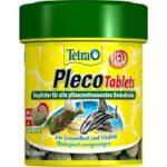 8. Tetra Plecomin Tabletten - Vissenvoer
