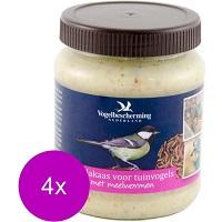 Wildbird Vogelbescherming Pindakaas Tuinvogel Meelworm - Buitenvogelvoer -