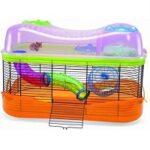 3. Imac hamsterkooi fantasy 58x38x38,5 cm