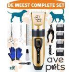 6. AVE Pets® Complete hondentondeuse set