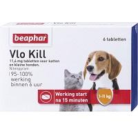 Beaphar Vlo Kill - Kleine Hond