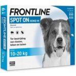 9. Frontline Spot-On M Anti vlooienmiddel